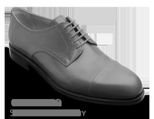 Certaldo straight tip derby