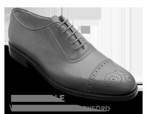 Mercatale Wholecut Captoe oxford