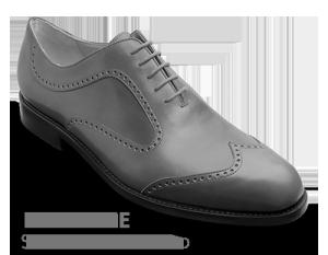 PORRIONE-Oxford-Semibrogue